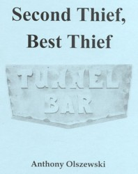 Second Thief, Best Thief by Anthony Olszewski Great Jersey City Stories! – On Sale at Amazon!
